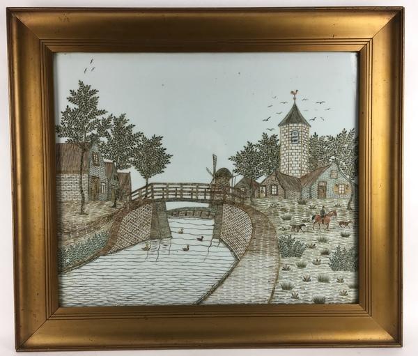 Postzegeltableau, G.J. van Bilderbeek